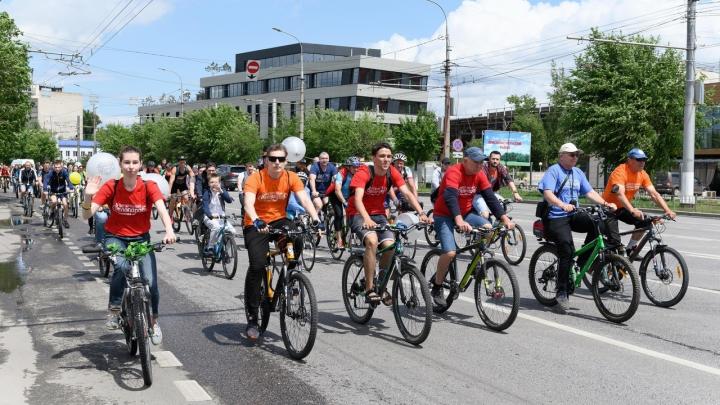 «Хотят залезть в чужой карман»: в Волгограде велосипедисты требуют 5% бюджета и омбудсмена