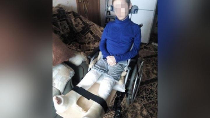 Фонд, из-за которого ребёнка-инвалида не пустили в самолёт в Кургане, оштрафован