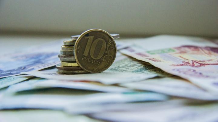 Раздали немного: в Новосибирской области снизился долг по зарплате