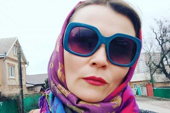 Светлана Ломакина не только журналист, но и активный блогер