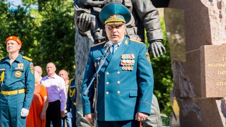 Глава новосибирского управления МЧС увеличил доходы на полмиллиона