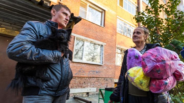«У неё в квартире 30 собак, обезьяна, ворона и кошки»: жители многоэтажки воюют с соседкой-заводчицей