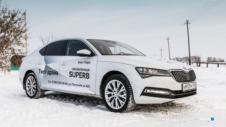 Новосибирцы стали богаче и купили за 2019 год еще больше новых машин
