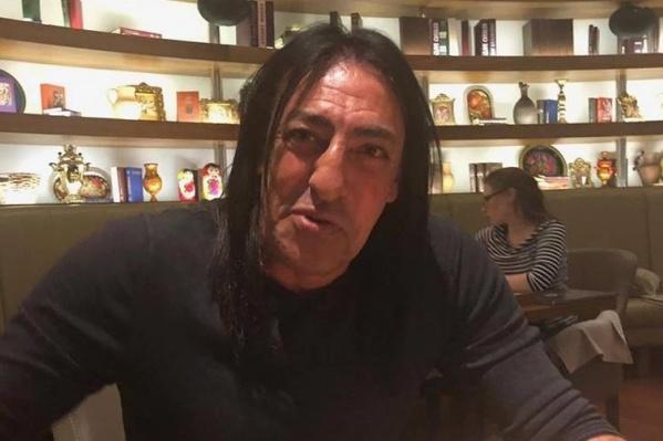Дика Абсарока заметили в ресторане Красноярска