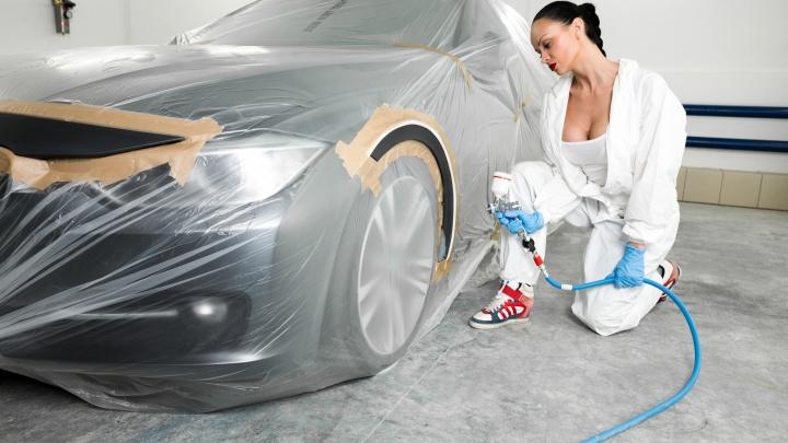 Только этим летом екатеринбуржцы смогут сделать кузовной ремонт от 500 рублей и за 1 день