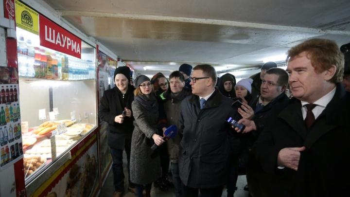 «Город выглядит серым»: новый глава региона поставил двойку властям Челябинска
