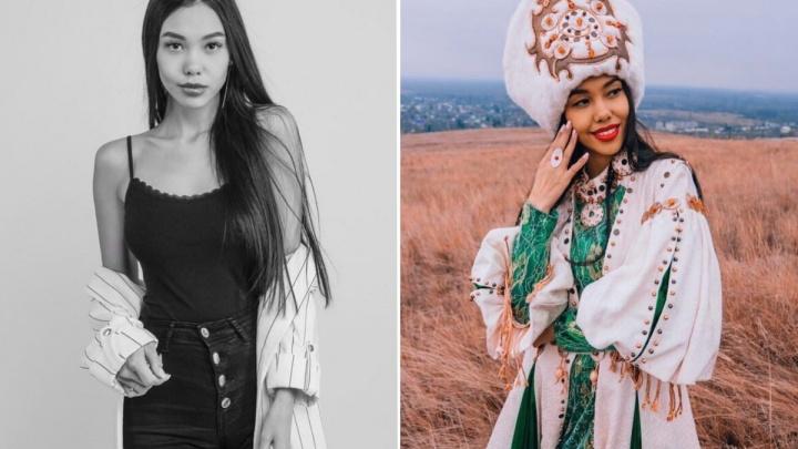 Жительница Красноярска представит Хакасию на конкурсе красоты в Индии