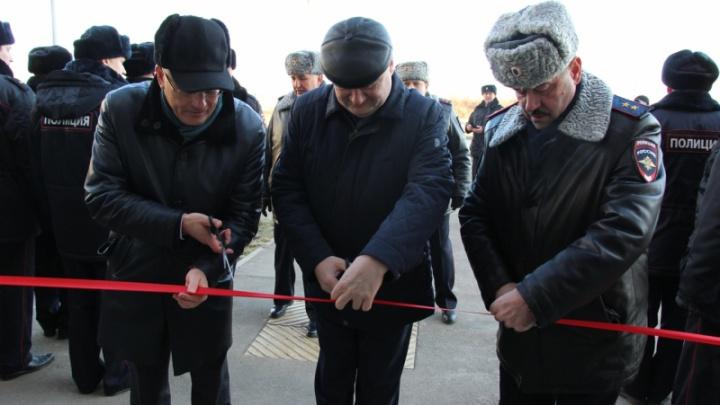 В Южном городе открыли новый участковый пункт полиции