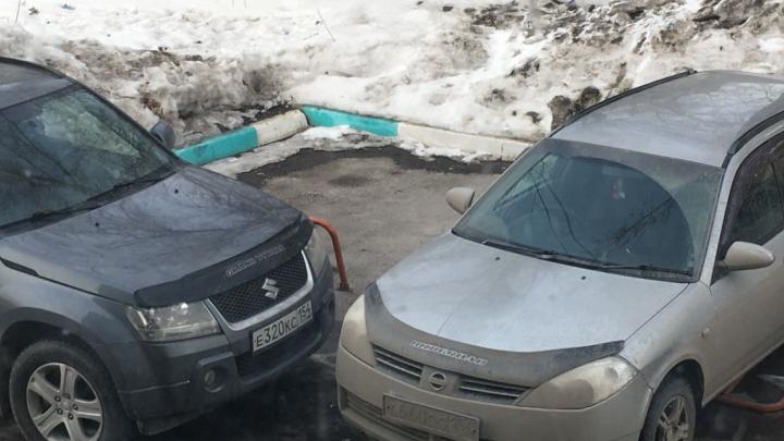 «Я паркуюсь как чудак»: никуда ты не уедешь