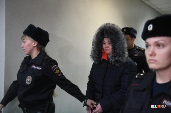 Земфиру Гайнуллину Ленинский суд Екатеринбурга 2 декабря отправил в СИЗО до 26 января
