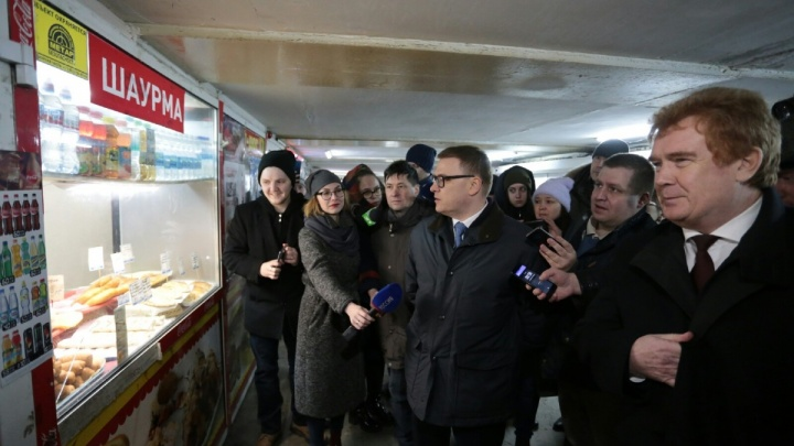 «Все вопросы решены»: мэр Челябинска отчитался по замечаниям главы региона после объезда города