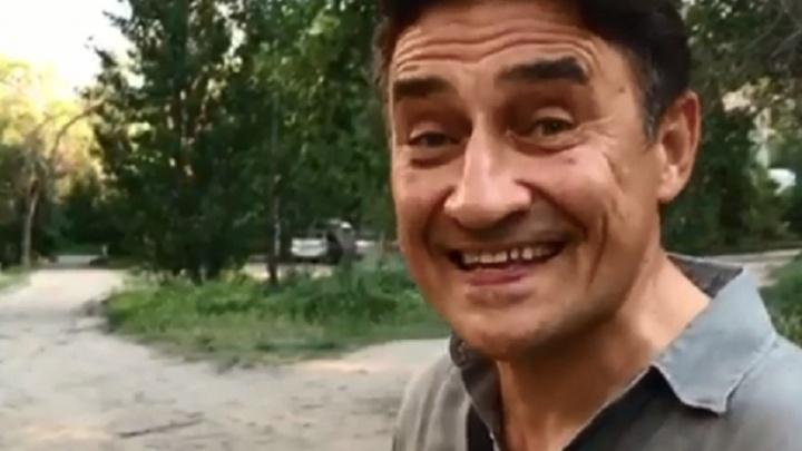 Камиль Ларин: «Когда я буду мэром Волгограда, сделаю самые лучшие дороги и детские площадки»