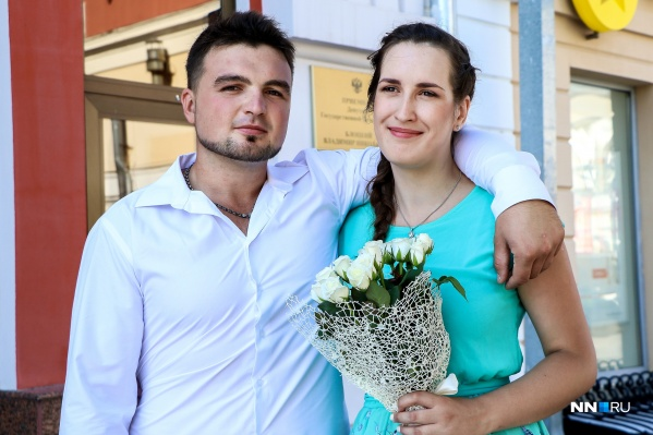 Алена и Андрей из деревни Чистое болото Воскресенского района попали на телешоу