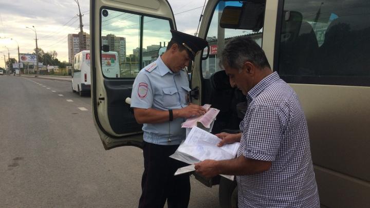 «Водители гонятся за выгодой»: ГИБДД Самары проверила маршрутные автобусы