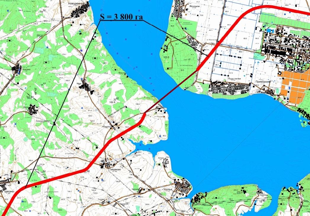 Схема планировки территории для строительства