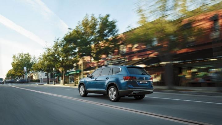 Семиместный Volkswagen Teramont: волгоградцам раскрыли все секреты нового немецкого кроссовера