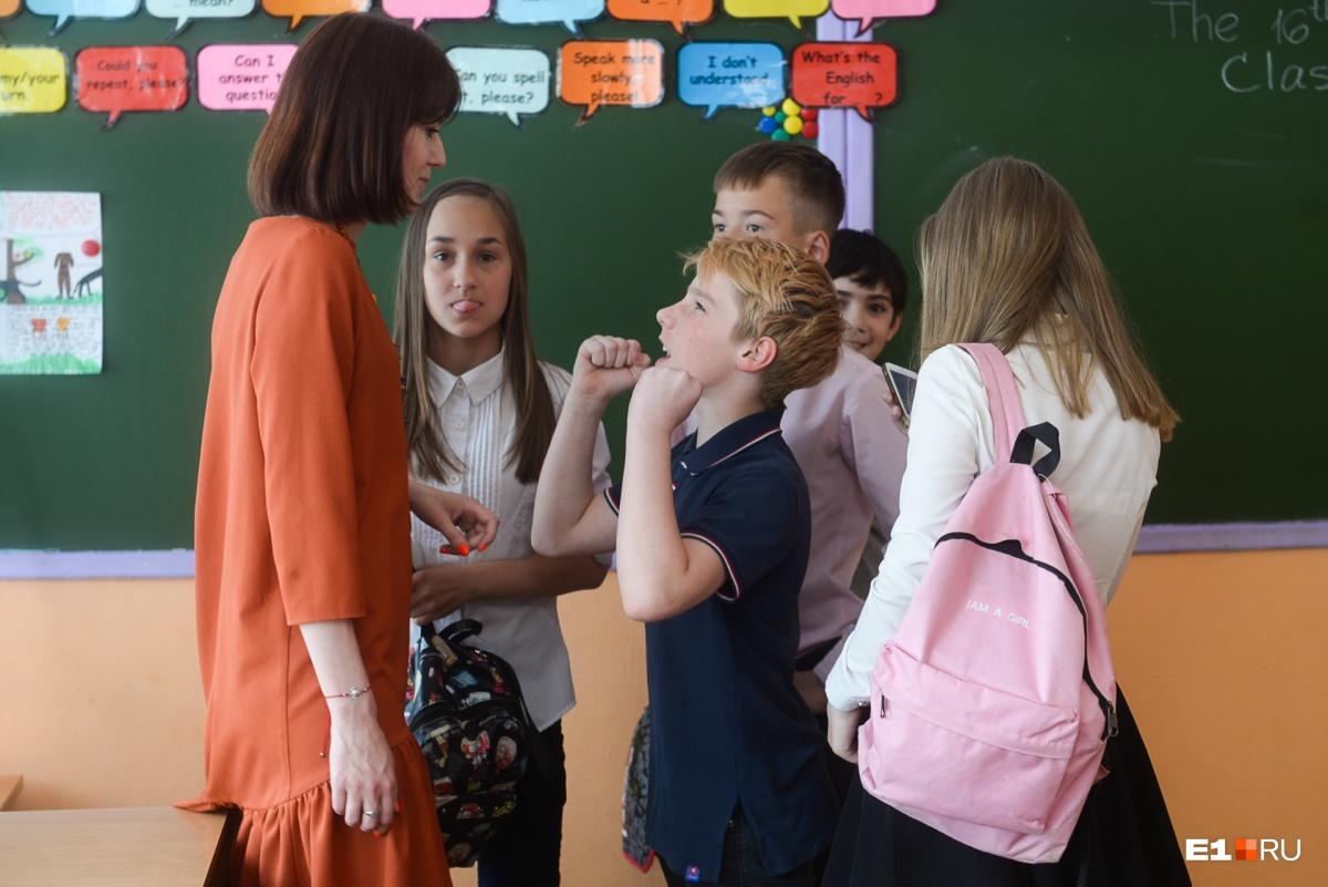 Как наказывать детей и не сойти с ума от «мамских» чатов: интервью с лучшим классным руководителем