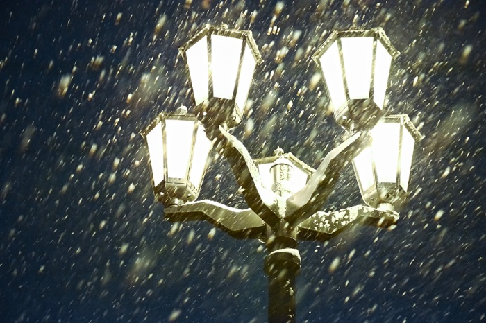 Снегопады закончатся в начале февраля