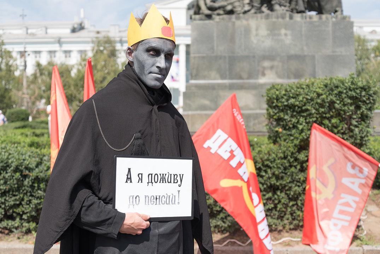 В своем будущем в Волгограде уверены только Князь тьмы и областные депутаты от ЕР