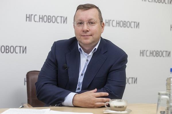 Дмитрий Рыбалко ушёл в отставку по собственному желанию