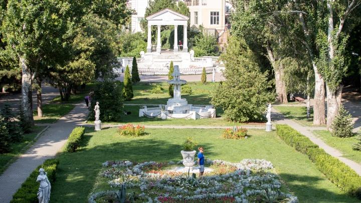 «Даже старое дерево срубить — штраф»: Логвиненко хочет снять статус памятника с части парка Горького