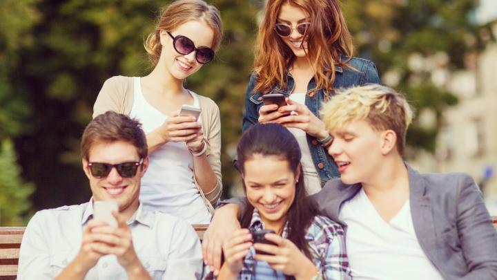 Каждый пятый тюменец ежемесячно использует более 34 ГБ мобильного интернета