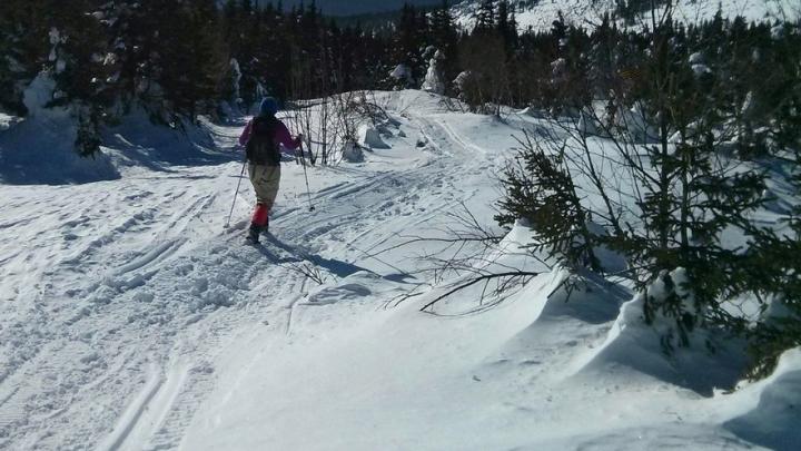 Двое взрослых лыжников и ребёнок из Челябинской области заблудились в лесу в Башкирии