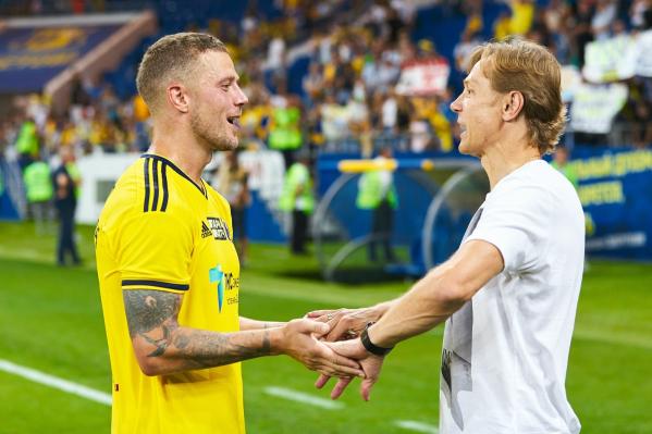 Исландец стал пятым игроком «Ростова», который в сентябре сыграет за сборную