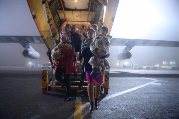 Детей, чьи матери сидят в иракских тюрьмах, вернули в Россию