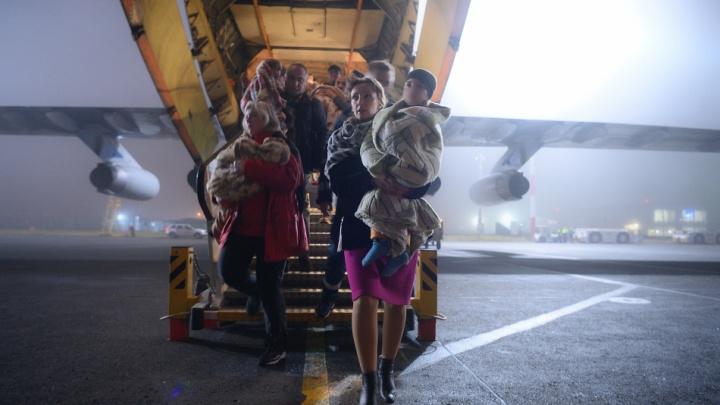 Потребовалось ДНК-исследование: в Ярославскую область из тюрьмы Ирака вернули четверых детей