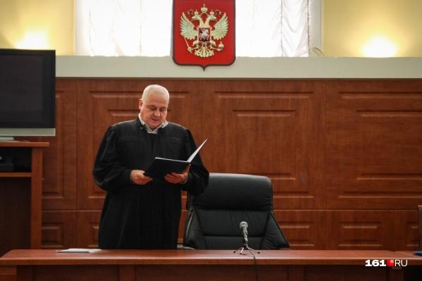 После оглашения приговора осужденный Сергей Маврин вину признал лишь частично