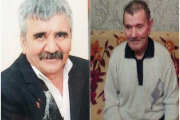 Слева на фото — Ситдиков Хайрулла, справа — Сайранов Вализян