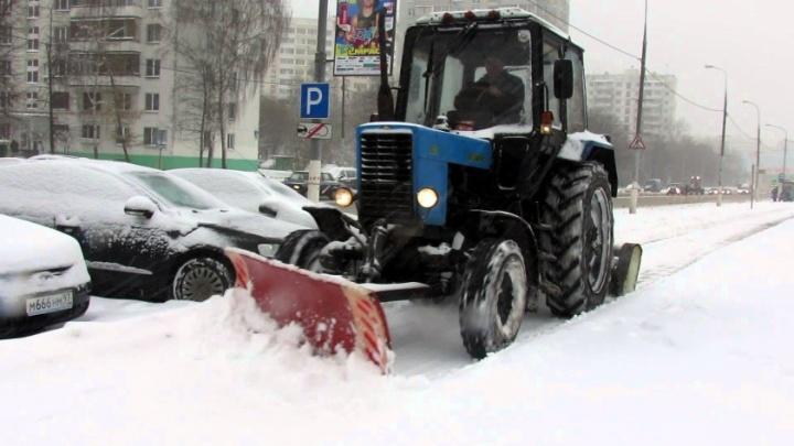 """""""Ваш двор тоже может быть чистым от снега"""": в Екатеринбурге нашли способ, как быстро устранить последствия снегопада"""