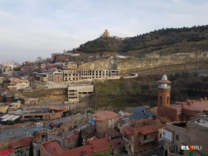 Тбилиси — одно из самых популярных направлений у уральцев