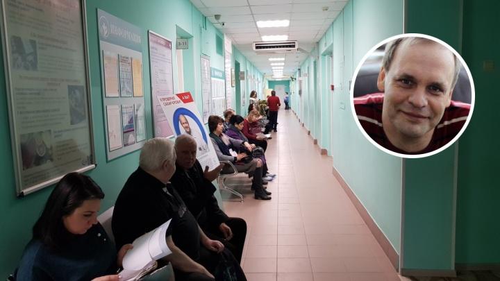 Марк Батурлинский: «В Волгограде не хватает кабинетов для тех, кому только спросить»