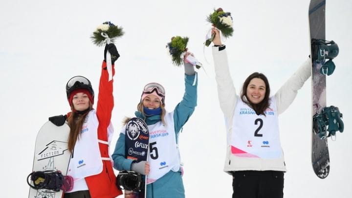 Медальный зачёт: общее число медалей сборной России достигло сотни