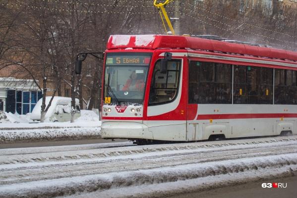 В последний раз новые трамваи для Самары покупали в 2016 году