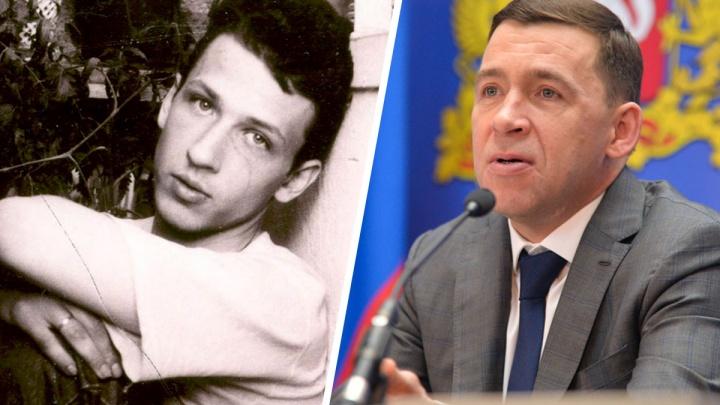 Куйвашев ответил на спор свердловских чиновников и Прилепина стихотворением Бориса Рыжего