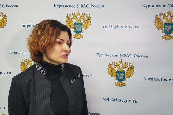 Ирина Гагарина выступила в защиту предпринимателей, которые могли бы претендовать на место регоператора, если бы новые тарифы были известны заранее
