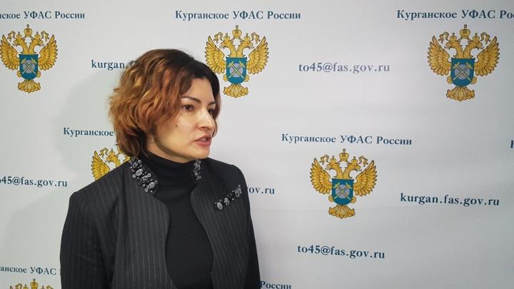 Руководитель УФАС Зауралья рассказала, почему расторгнут договор с «Рифеем»