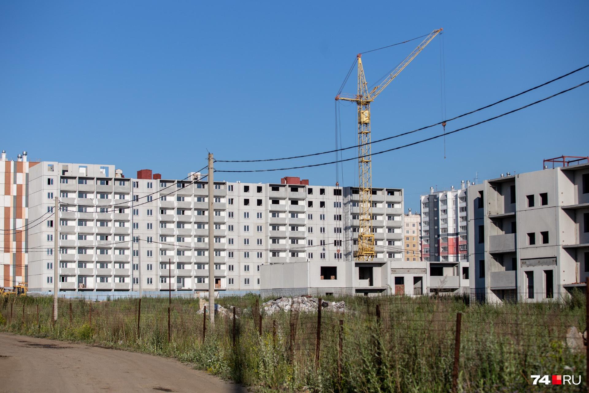 Застройщик находится в стадии банкротства, своих квартир ещё ждут сотни челябинских семей — обманутых дольщиков