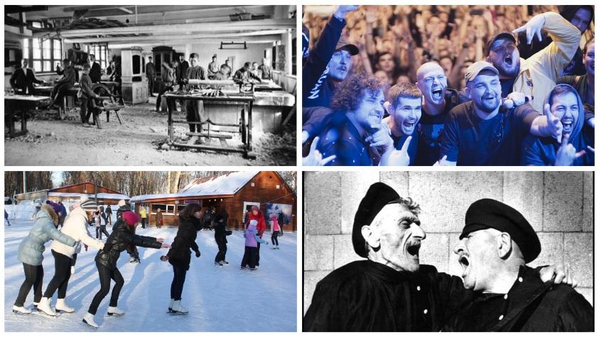 Пять вечеров: с лицами оркестра, русским хип-хопом и атмосферой Тбилиси