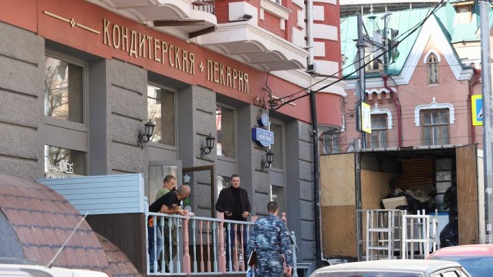 «Пироги Кучкова» съехали из здания на улице Большой Садовой в Ростове