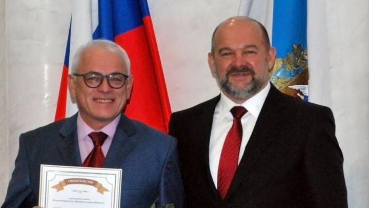 Звание «Благотворитель Архангельской области» присвоили Архангельскому молочному заводу