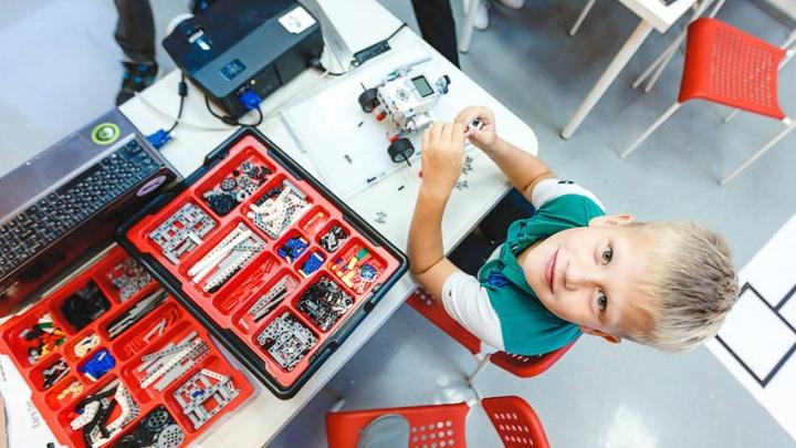 Не только «Звезда Смерти»: уральских мальчишек научат инженерии с помощью легендарного конструктора