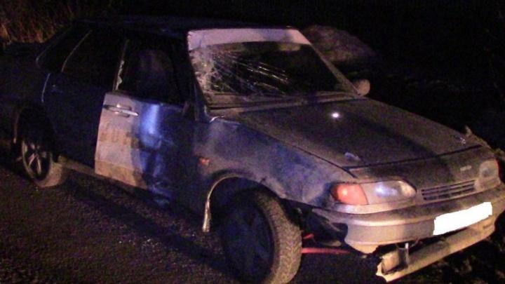 В Шумихе под колесами автомобиля погиб пешеход
