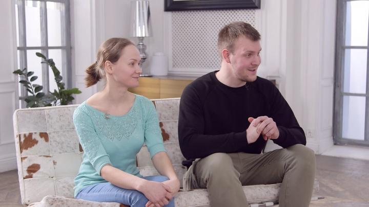 «Она стала менее привлекательной после родов». Семейная пара из Перми прошла «Перезагрузку» на ТНТ