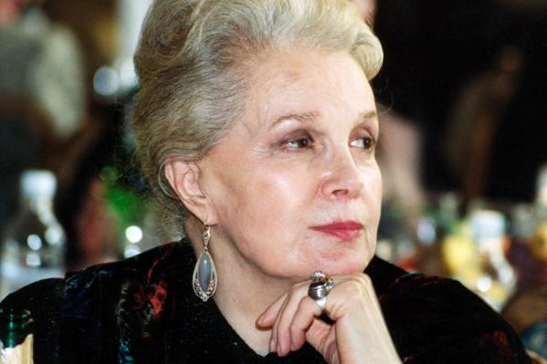 В Малом театре Быстрицкая служила с 1958 года