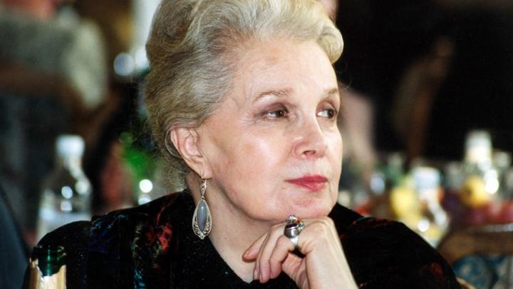 Скончалась легенда советского кино Элина Быстрицкая