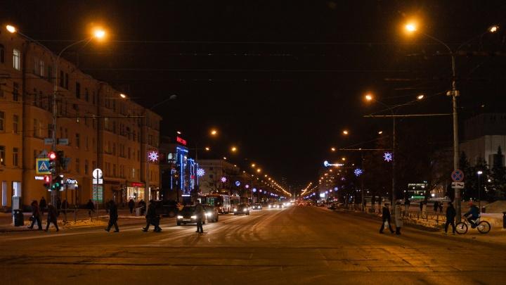 Запретят повороты налево: на улице Ленина в Перми изменится схема движения